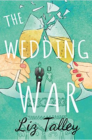 Cover of The wedding war