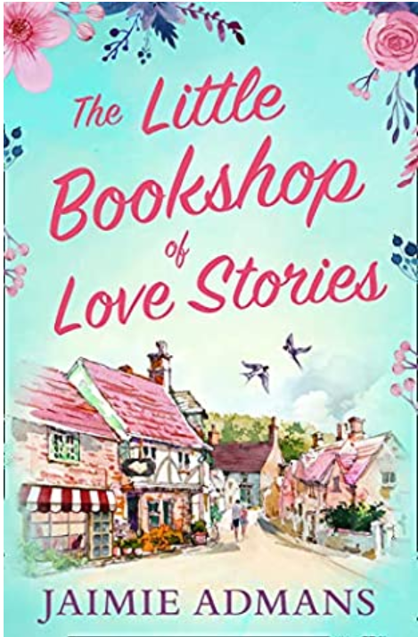 Cover of The little bookshop of love stories