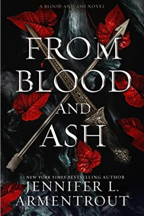 Portada de From blood and ash