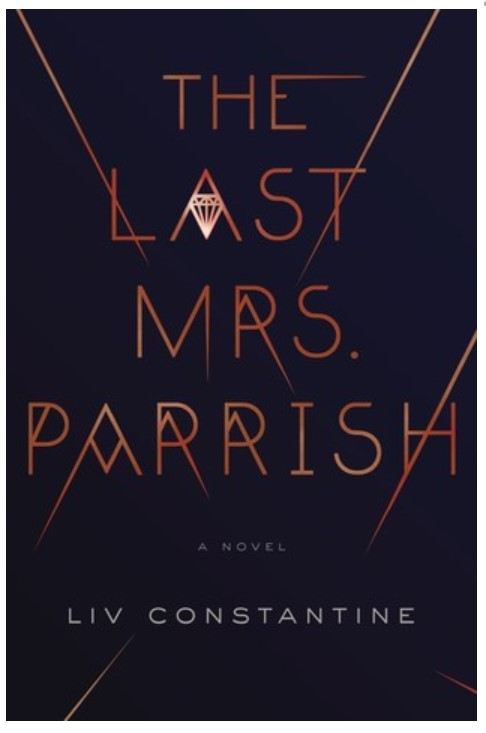 Portada The Last Mrs Parrish