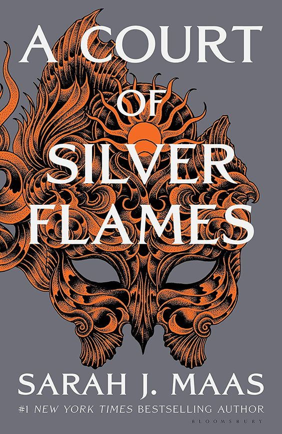 Portada de A court of silver and flames